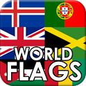 Identify the World Flags Game icon