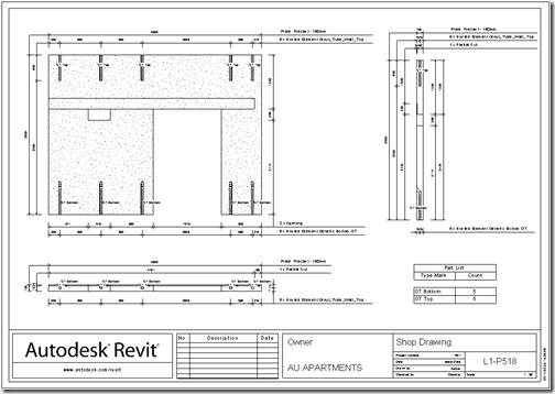 Autodesk_Revit_workshop_Smart Assemblies_Sheet template