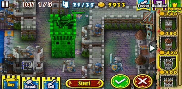 Fortress Under Siege apk