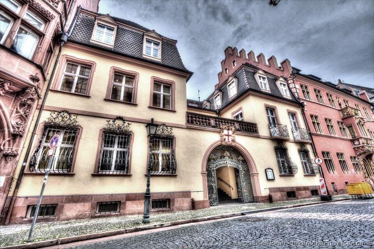 Freiburg house