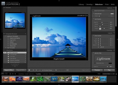 Photoshop Lightroom 3 Download