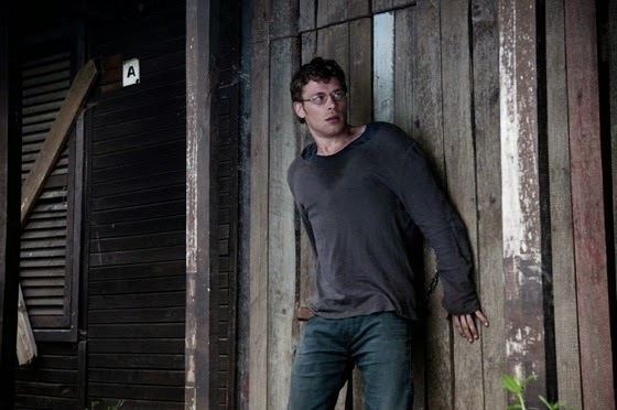 Joseph Morgan as Nathan in Open Grave