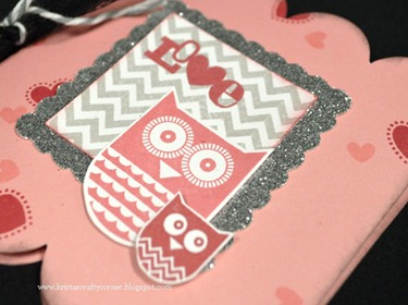 Whoos your valentine_owl scalloped square card_closeup