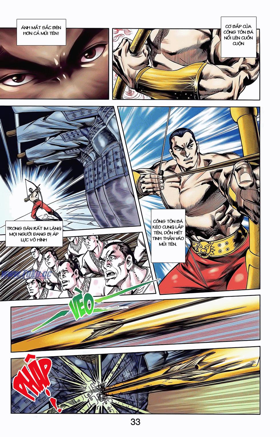 Tần Vương Doanh Chính chapter 6 trang 21