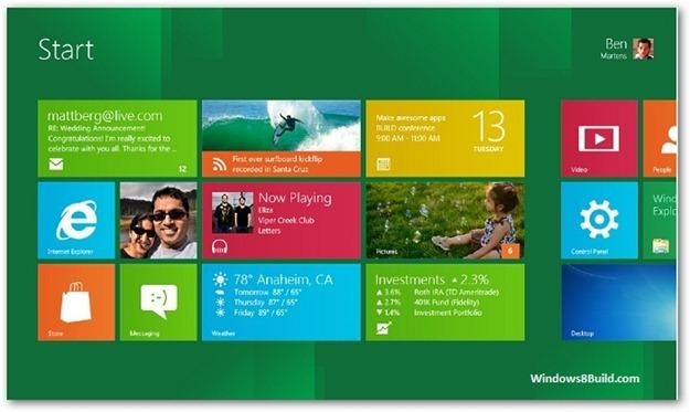Windows 8 hands-on slideshow extremetech.