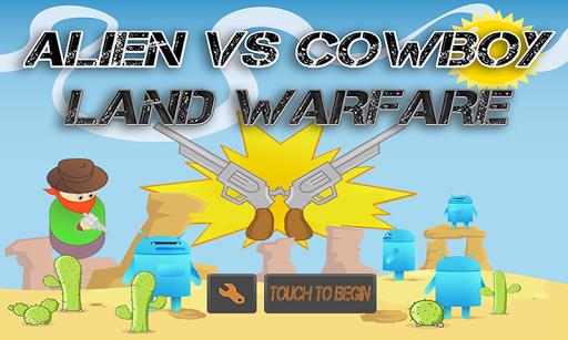 Alien Versus Cowboy FREE