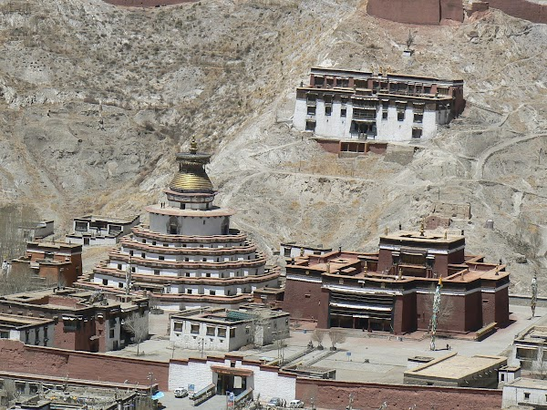 Obiective turistice Tibet: Gyantse.JPG