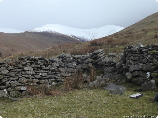 howggills and sheepfold