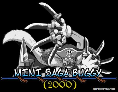One Piece - Mini Saga Buggy