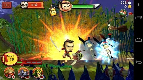 Samurai vs Zombies Defense-03