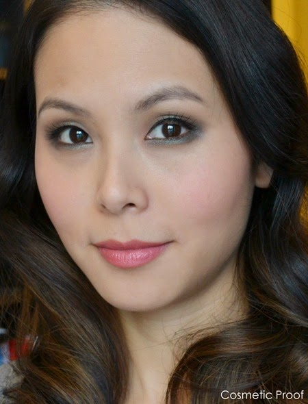 Mary Kay Emerald Noir Makeup Look