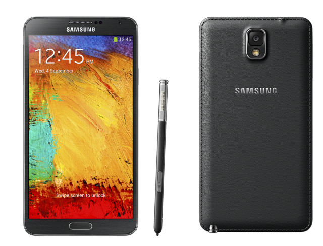 Samsung Galaxy Note 3 front back jpg 640x488
