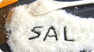 Jeitos diferentes de usar sal