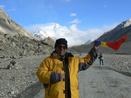 Obiective turistice Tibet: Everest Base Camp