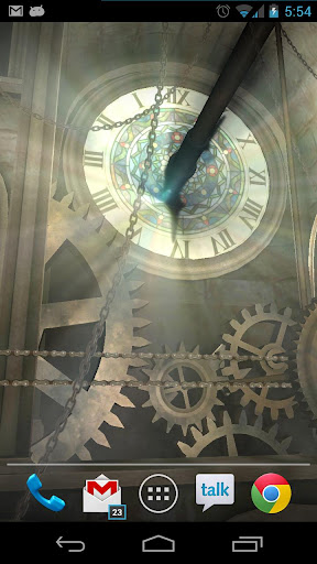 Clock Tower 3D Live Wallpaper 1.01