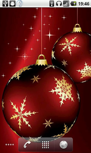 Christmas HD Backgrounds LWP