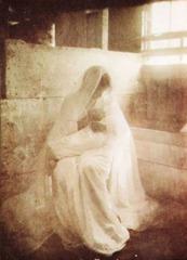 Gertrude Käsebier - The Manger - c 1899