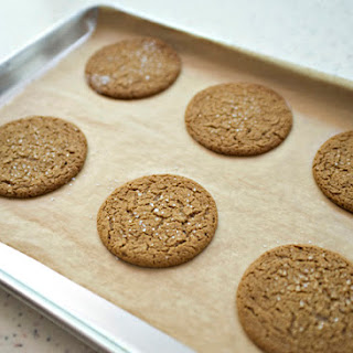 Molasses Spice Cookies [Week 1 of 12 weeks of Cookies]