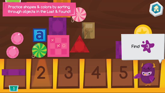 Moose Math by Duck Duck Moose - screenshot thumbnail