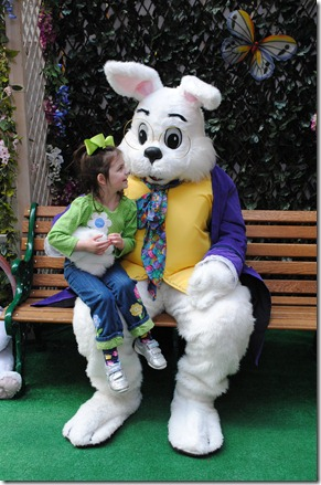Easter Bunny 2013 1