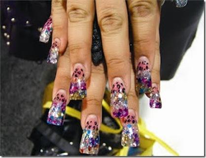 ejemplo de uñas de manos hermosas