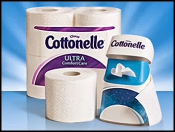 Cottonelle Clean Care Routine