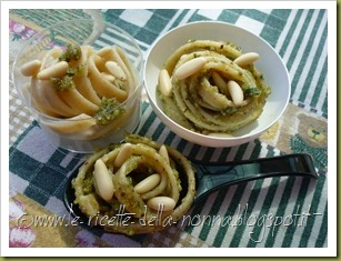 Antipasto finger food con pasta integrale, pesto e patate (19)