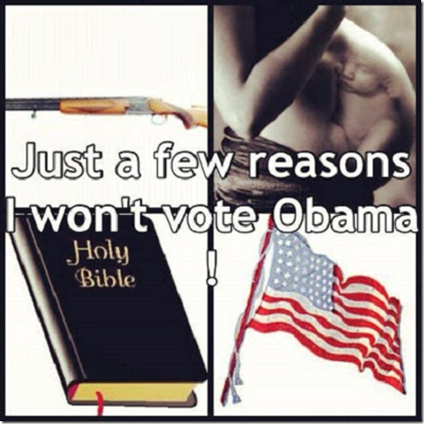 Obama reasons not