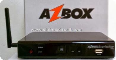 AZBOX BRAVISSIMO TWIN WIFI