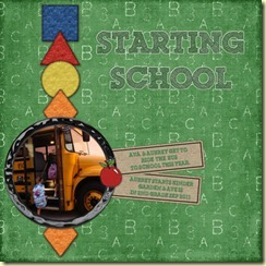StartingSchool