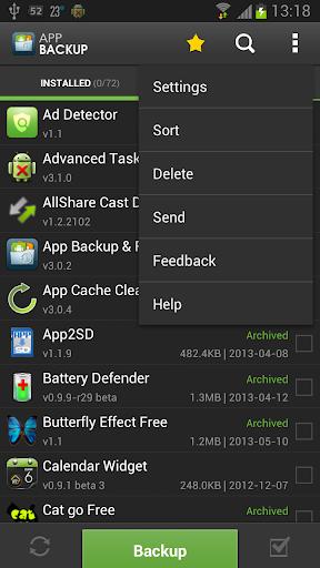App Backup & Restore 3