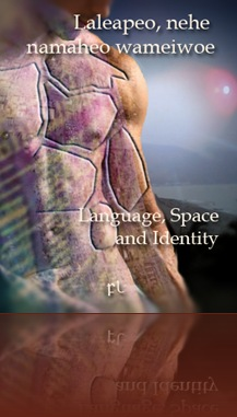 Language Space and Identity Cover