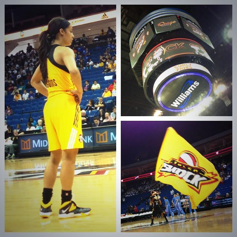 Nike Zoom Soldier VII – Seattle Storm & Chicago Sky PEs ...