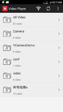 Video Player Perfect 6.4 screenshot 640108