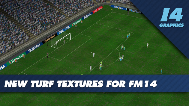 New Turf Textures for FM14