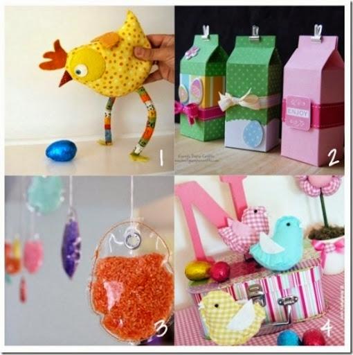 Favoloso Tutorial ♥ Pasqua fai da te - Coniglietti e Uova - Cafe Creativo VY76