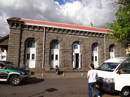 Obiective turistice Mauritius: Muzeul Postei din St. Louis