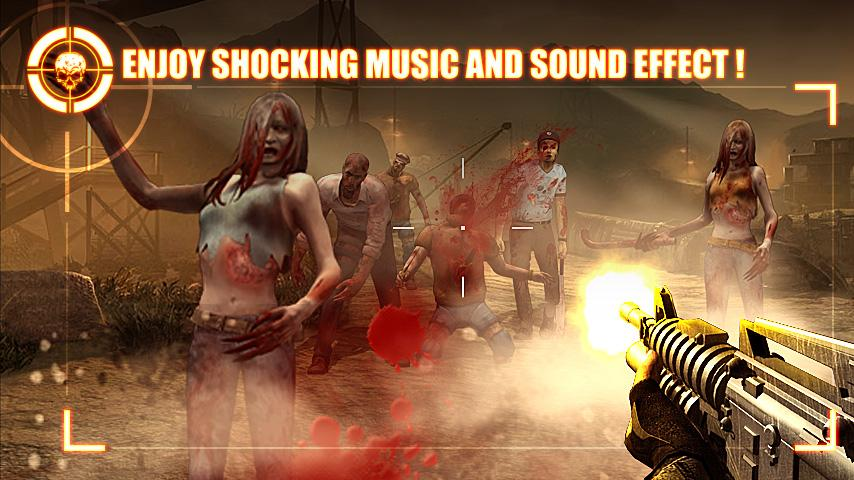 Zombie Frontier 2:Survive - screenshot