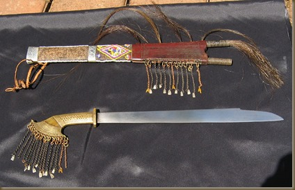T'boli tok with belled hilt; from the Viking Sword forum