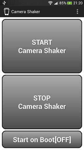 Camera Shaker