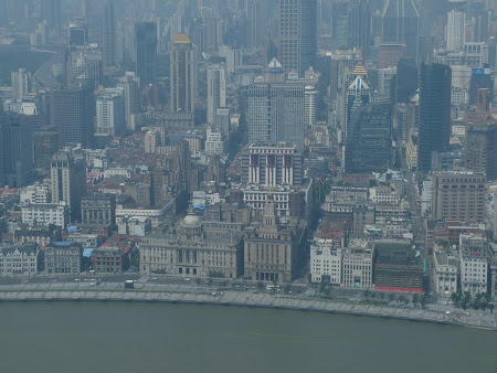 Obiective turistice China: Panorama Shanghai