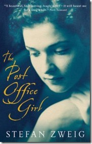 The Post Office Girl Cover