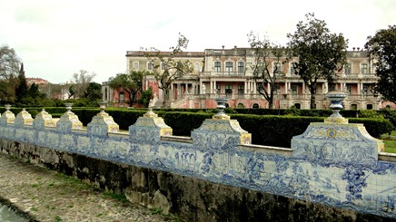 Canal de Azulejos