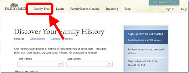 家庭 search系列树