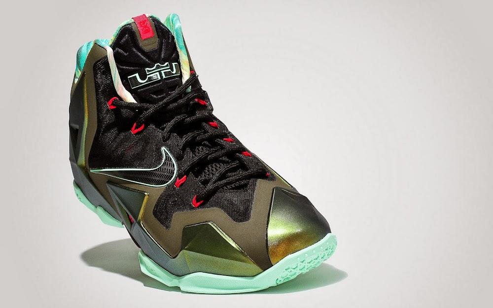 Nike LeBron XI (11) Performance Review by Nightwing2303 ...