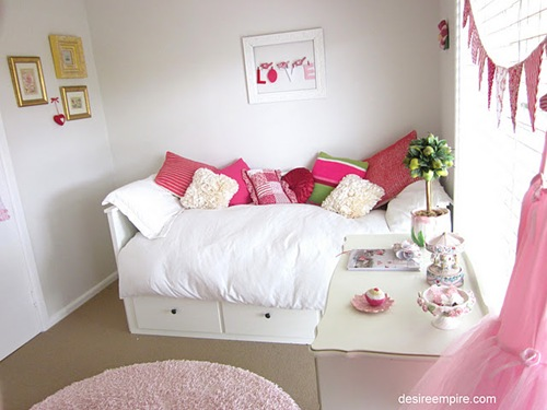 Little Girls Bedroom Makeover 8