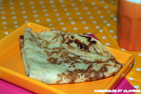 Sweet Crepes Recipe