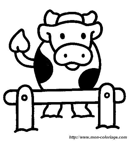 Dibujos De Vacas