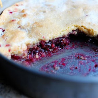 Nantucket Cranberry Pie