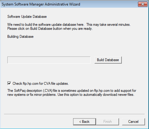 Installing HP Driver Packages and Software During a Task Sequence